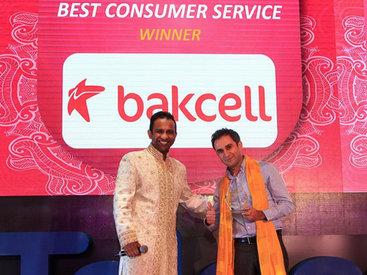 """Программа лояльности """"Ulduzum"""" """"Bakcell"""" - лучшая потребительская услуга в сфере телекоммуникаций"""