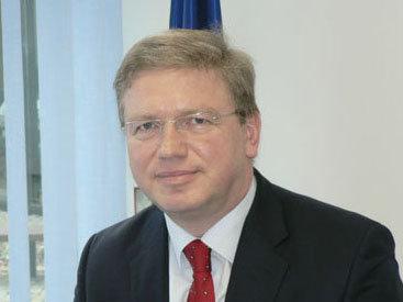 Фюле назвал Грузию одним из важнейших партнеров ЕС