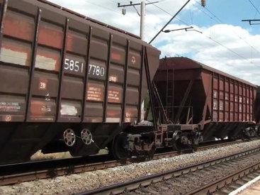 В Баку прибудет еще один контейнерный поезд Украина-Центральная Азия