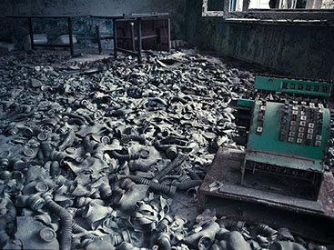 Чернобыль: мертвый город в Украине - ФОТОСЕССИЯ