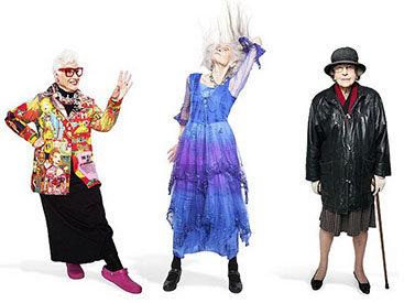 6 женщин, не желающих стареть - ФОТО