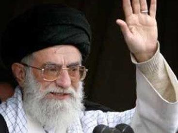 Духовный лидер Ирана обратился к мусульманам мира