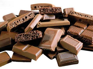 Грузия экспортировала 12 тонн шоколада