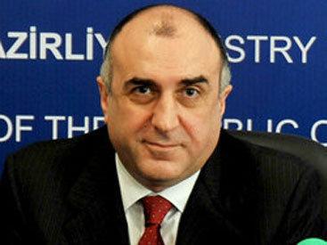 Глава МИД Азербайджана принял копии верительных грамот нового посла Германии