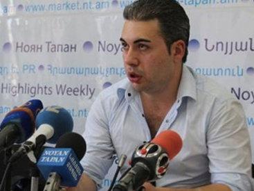 Армянский оппозиционер сбежал в Азербайджан - ОБНОВЛЕНО