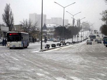 """Последняя ситуация на дорогах Баку <span class=""""color_red"""">- ПОДРОБНОСТИ</span>"""
