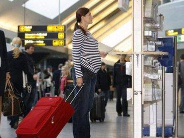 Что надо знать беременным в Азербайджане об авиаперелетах - ПОДРОБНОСТИ