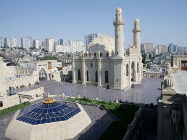В Управлении мусульман Кавказа почтили память общенационального лидера Гейдара Алиева