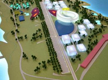 "Масштабный парк изменит облик Пираллахи <span class=""color_red""> – ФОТО</span>"
