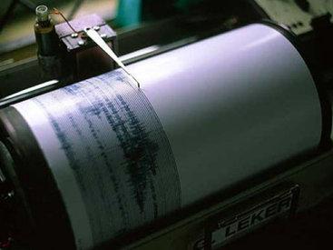 Сильное землетрясение у берегов Новой Зеландии