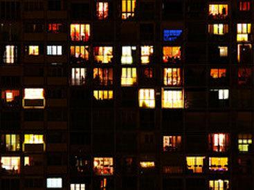 Жителям бакинского проспекта придется зимовать в темноте
