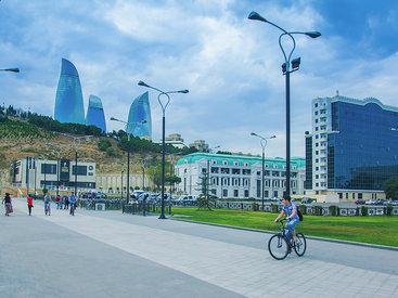 В Баку будет до 19 градусов тепла