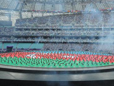 Евроигры - еще одна возможность показать миру Азербайджан - ОПРОС