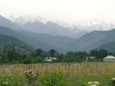 В Габале муж с женой разбились насмерть, упав с горы