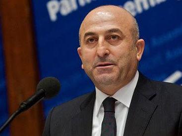"""Чавушоглу: """"Азербайджан поддержал нас сразу после попытки военного переворота"""""""