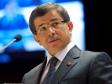 Давутоглу не будет выдвигаться на пост главы правящей партии Турции