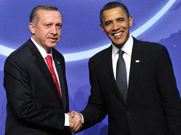 Обама и Эрдоган проведут переговоры