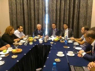 Израиль поможет Азербайджану бороться с армянским лобби