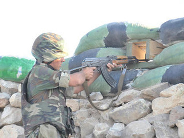 81 удар по огневым точкам ВС Армении