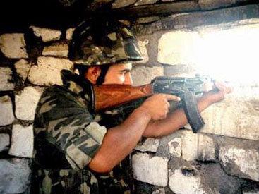 Вооруженные силы Армении нарушили режим перемирия на нескольких направлениях фронта
