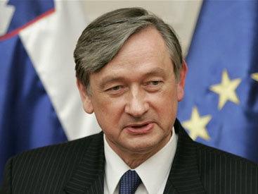 Экс-президента Словении выдвинули на пост генсека ООН
