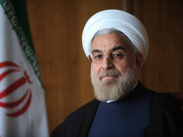 Хасан Рухани: Дружественные отношения между Ираном и Азербайджаном будут и далее развиваться
