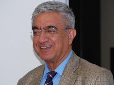 Сегодня исполняется 75 лет заместителю министра иностранных дел Азербайджана, ректору Университета ADA Хафизу Пашаеву