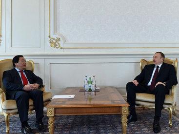 Президент Азербайджана принял верительные грамоты новых послов Казахстана и Вьетнама - ОБНОВЛЕНО - ФОТО