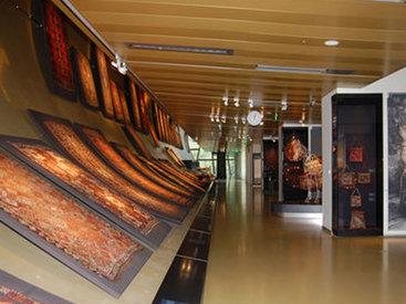 Музей ковра - хранитель азербайджанских традиций - ФОТО