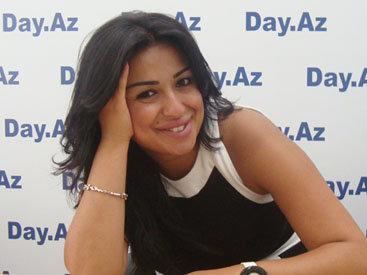 Новый стиль от одной из самых сексуальных певиц азербайджанского шоу-бизнеса - Пишик Гюнель – ФОТОССЕСИЯ