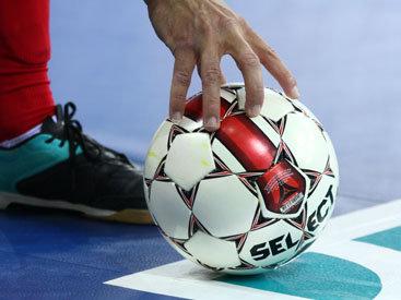 Состоялся футзальный матч Португалия - Азербайджан