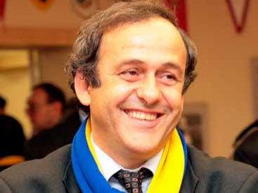 """Президент УЕФА посмотрит матч """"Карабах""""- """"Симург"""""""
