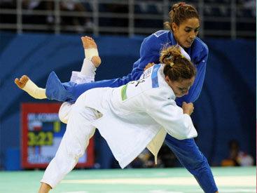 Дзюдоистка Кифаят Гасымова остановилась в шаге от медали турнира в Японии