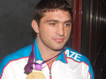 """Шариф Шарифов: """"Сейчас не могу претендовать на медаль"""""""