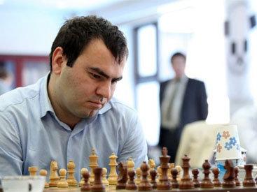 Шахрияр Мамедъяров поднялся в рейтинге ФИДЕ