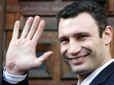 Кличко уходит из партии Петра Порошенко