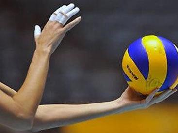 Азербайджанская волейболистка стала пятой на ЧЕ
