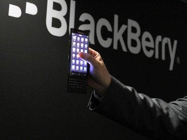 Blackberry займется разработкой ПО