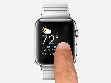 Samsung поставит интересные дисплеи для Apple Watсh
