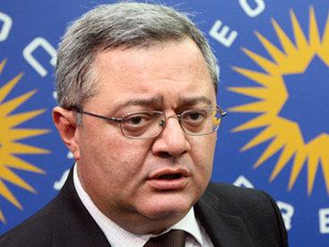 Спикер грузинского парламента обсудил с генсеком ОБСЕ ситуацию в Карабахе