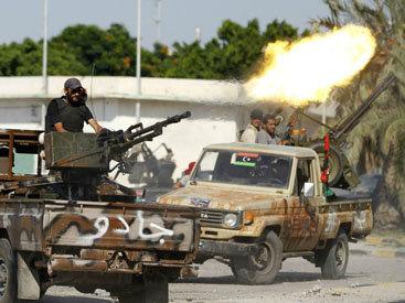 Разведка США: властям Ливии будет сложно восстановить порядок в стране