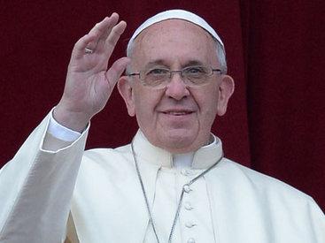 Папа Римский назвал дату и цели своего визита в Баку