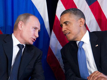 Obama Putinə zəng vurdu