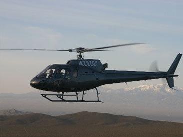 В США разбился вертолет, есть погибшие