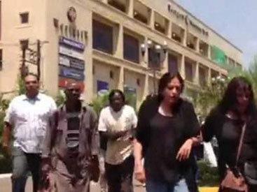 В Кении обрушилось здание, есть жертвы