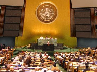 В Нью-Йорке открылась 68-я Сессия Генассамблеи ООН