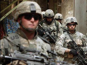 В Афганистане погибли семь военнослужащих США
