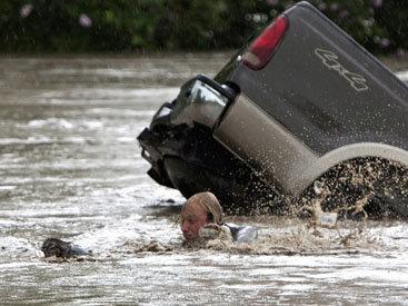 В Мексике наводнение унесло уже около 60 жизней