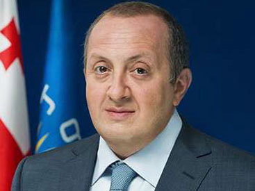 Президент Грузии обратится к парламенту