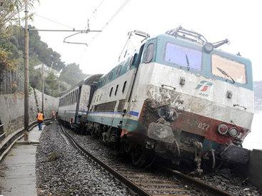 В Германии столкнулись поезда, есть пострадавшие